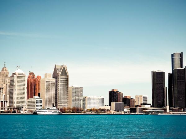 Detroit Development Home Closings