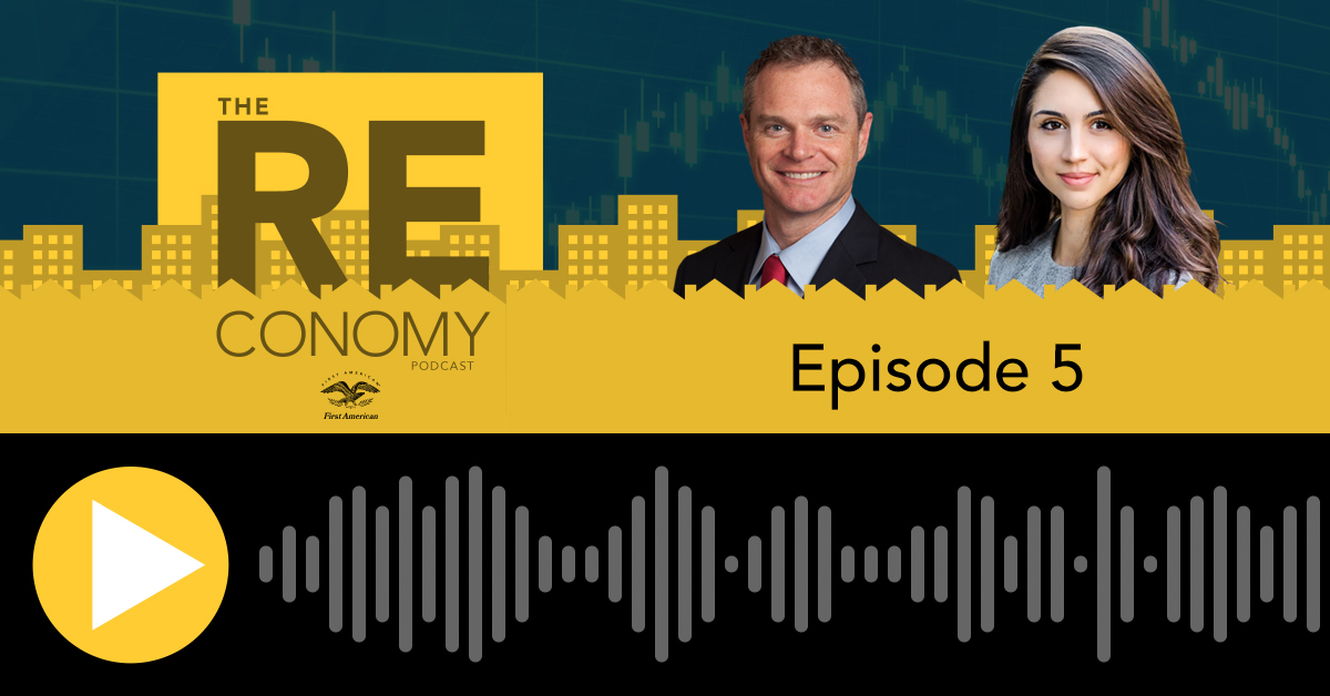 REconomy Episode 5 - Why Rising Mortgage Rates Are Nothing to Fear