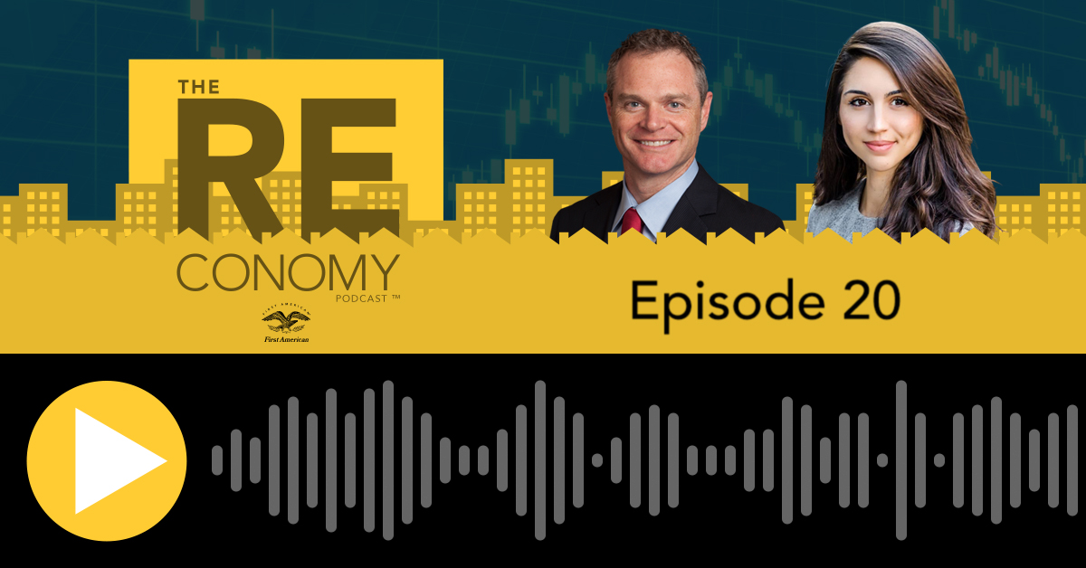 The REconomy Podcast Episode 20 Feature Image